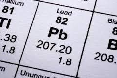 lead periodic table